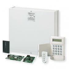 Galaxy alarm installatie